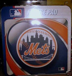 "MLB New York Mets mouse pad 9 1/8"" X 8 1/8"""