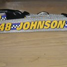 "Nascar Jimmie Jimmy Johnson Dog Collar L 18""-26"""