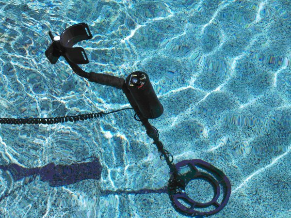The NEPTUNE Metal Detector Model: MD 6000