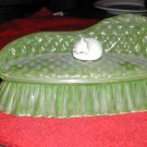 VINTAGE CANDY DISH-1952- FREE SHIPPING