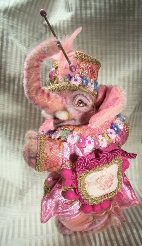 COMMISSION A LAMPSHIRE ORIGINALS OOAK ELEPHANT JUST 4 YOU