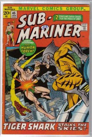 Sub-Mariner #45