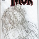 Thor #1 (3rd print sketch variant)