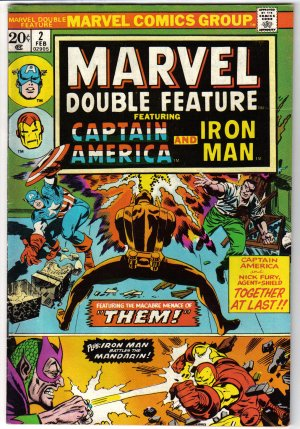 Marvel Double Feature #2
