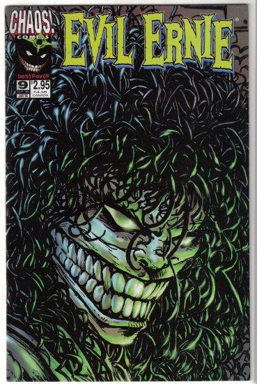Evil Ernie Destroyer #9