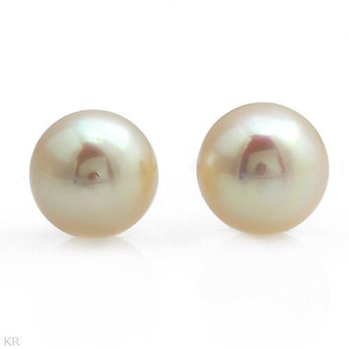 6mm Freshwater Pearl earrings