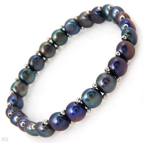 7mm Freshwater Pearls bracelet
