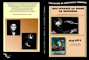 Silvio Rodriguez-Omara Portuondo-Raise your hand, the guitar.Free S&H worldwide.