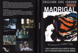 Madrigal (sub).Cuban DVDs and movies-Free S&H Worldwide.