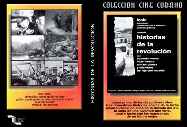 Stories of the Revolution . Cuban DVDs and movies-Free S&H Worldwide.