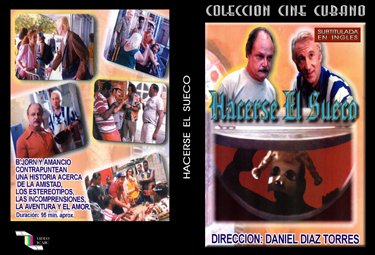 Play the Swede.(sub). Cuban DVDs and movies-Free S&H Worldwide.