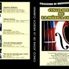 Five jewels of cuban music. Cuban DVDs and movies-Free S&H Worldwide.