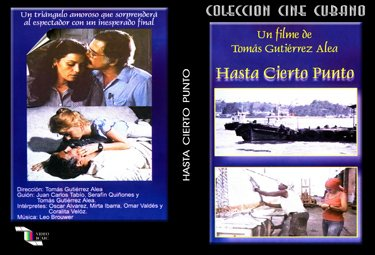 Up to a Certain Point. Cuban DVDs and movies-Free S&H Worldwide.