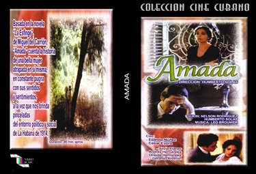Amada.Cuban DVDs and movies-Free S&H Worldwide.