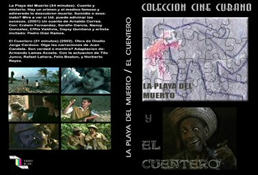Story Teller/Dead Man's Beach .Cuban DVDs and movies-Free S&H Worldwide.