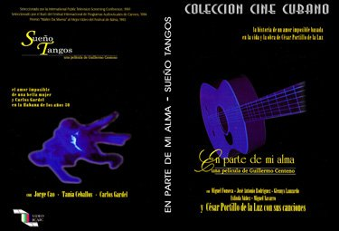 In Part of my Soul/ Dream Tango .Cuban DVDs and movies-Free S&H Worldwide.