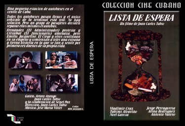 The Waiting List .Cuban DVDs and movies-Free S&H Worldwide.