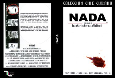 Nothing.Cuban DVDs and movies-Free S&H Worldwide.