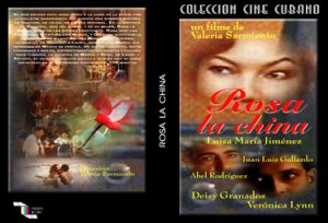 Chinese Rose.Cuban DVDs and movies-Free S&H Worldwide.