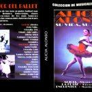 Alicia Alonso-Ballet.Cuban DVDs and movies-Free S&H Worldwide.