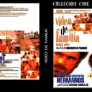 Family Video- Two Brothers.Cuban DVDs and movies-Free S&H Worldwide.