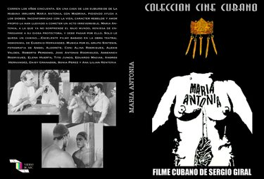 Maria Antonia.Cuban DVDs and movies-Free S&H Worldwide.