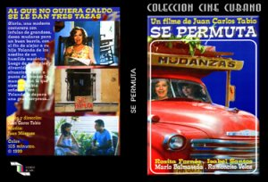 Home Exchange.Cuban DVDs and movies-Free S&H Worldwide.