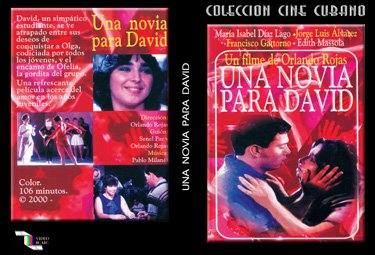 A Bride for David.Cuban DVDs and movies-Free S&H Worldwide.