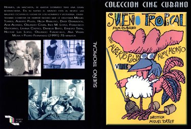 Tropical Dream.Cuban DVDs and movies-Free S&H Worldwide.
