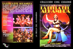 The Beauty of Alhambra-Cuban DVDs and movies-Free S&H Worldwide.