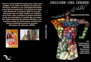 Fruits in the Cafe-Cuban DVDs and movies-Free S&H Worldwide.
