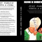 Juan Pablo II-Visits Cuba.Cuban DVDs and movies-Free S&H Worldwide.