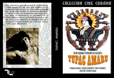 Tupac Amaru-Cuban DVDs and movies-Free S&H Worldwide.