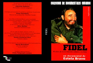 Fidel After 40 Years-Cuban DVDs and movies-Free S&H Worldwide.