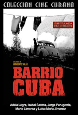Suburb Cuba.Cuban DVDs and movies-Free S&H Worldwide.