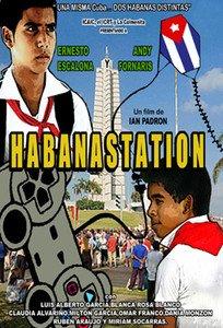 Cuban movie-Habanastation.Drama.NEW.Cuba.Pelicula DVD.Nuevo.antique.Rare.Filme