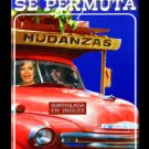 Cuban movie-Se Permuta.(SUB).NEW.Comedia.Pelicula DVD.