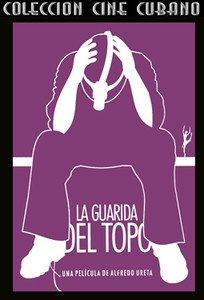 Cuban movie-La Guarida del Topo.Drama.NEW.Nuevo.Fantastica.Cuba.pelicula DVD.