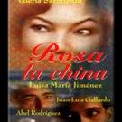Cuban movie-Rosa la China.Drama.Cuba.Pelicula DVD.
