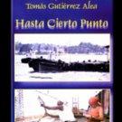 Cuban movie-Hasta Cierto Punto.Clasica.Pelicula DVD.