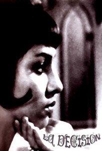 Cuban movie..La Decision.Drama.Clasica.Cuba.Pelicula DVD.NUEVA.Film.Classic.NEW.