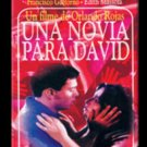 Cuban movie-Una Novia Para David.Cuba.Pelicula DVD.