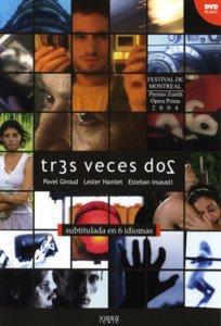Cuban movie-Tres Veces Dos.subtitled.Cuba.Pelicula DVD.