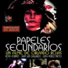 Cuban movie..Papeles Secundarios..Drama.Cuba.Peli.DVD.NUEVA.Secundary Roles.NEW.