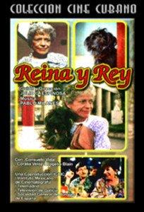 Cuban movie-Reina y Rey.Drama.Clasico.Cuba.Pelicula DVD