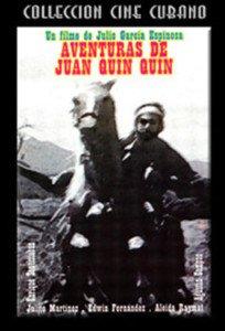 Cuban movie.Aventuras de Juan Quin Quin.(sub).Peli DVD.Cuba.Subtitled.NUEVA.NEW.