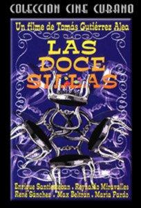 Cuban movie-Las Doce Sillas.Comedia.Cuba.Pelicula DVD.