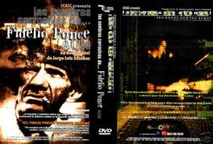 Cuba movie-Fidelio Ponce/Manos y el Angel.Pelicula DVD.