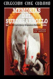 Cuban movie-Memorias-Subdesarrollo(subtitled) Film DVD.