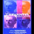 Cuban movie.Cervantes.4 pianos.Musical.Pelicula DVD.Cuba.Classical.Clasico.NEW.